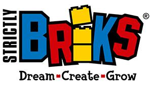 Strictly Bricks logo