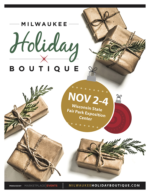 Milwaukee Holiday Boutique Show Guide