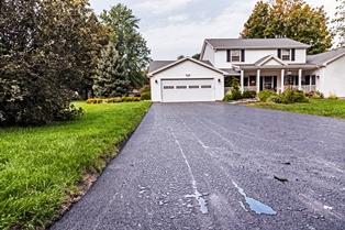 Superior Asphalt - prize driveway