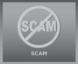 Scam Button